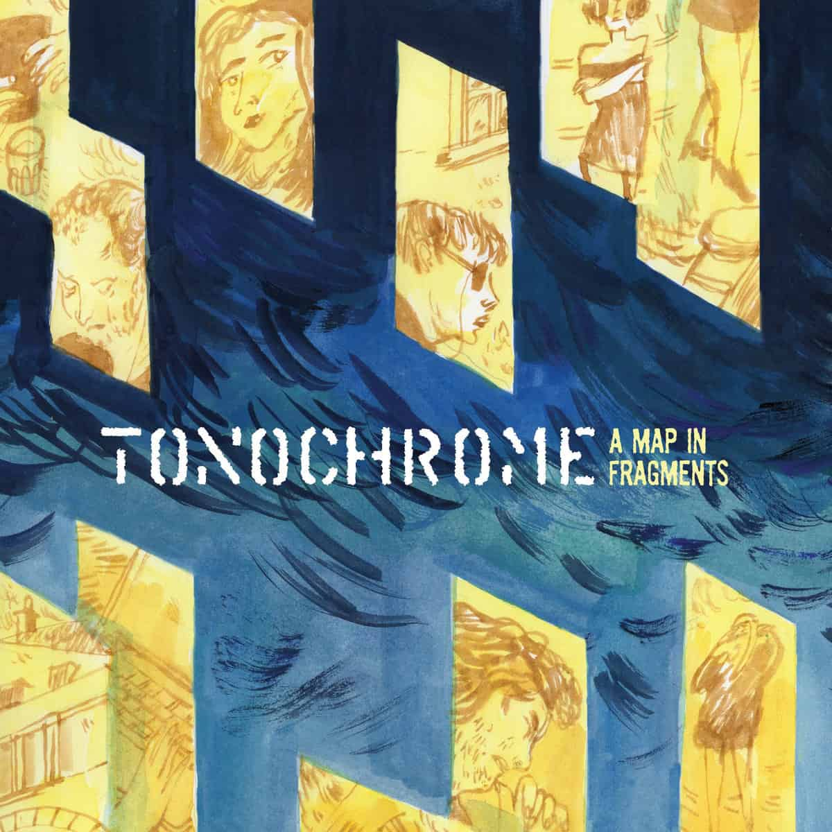 Tonochrome Debut Album 'A Map In Fragments' Released Today