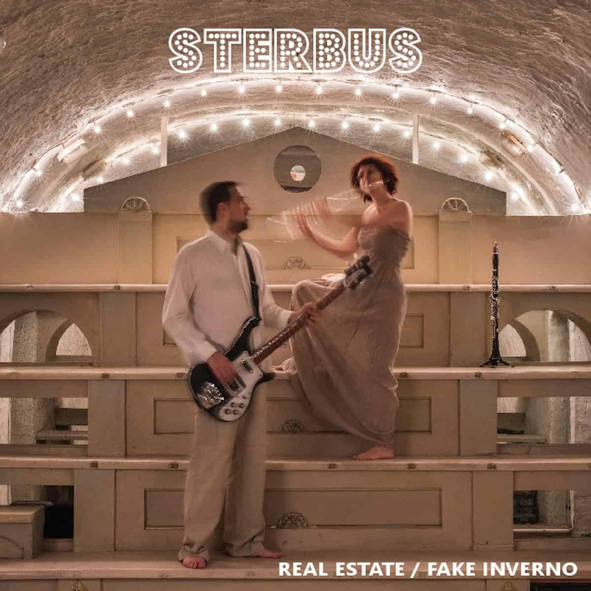 New album by Sterbus, 'Real Estate/Fake Inverno' released today