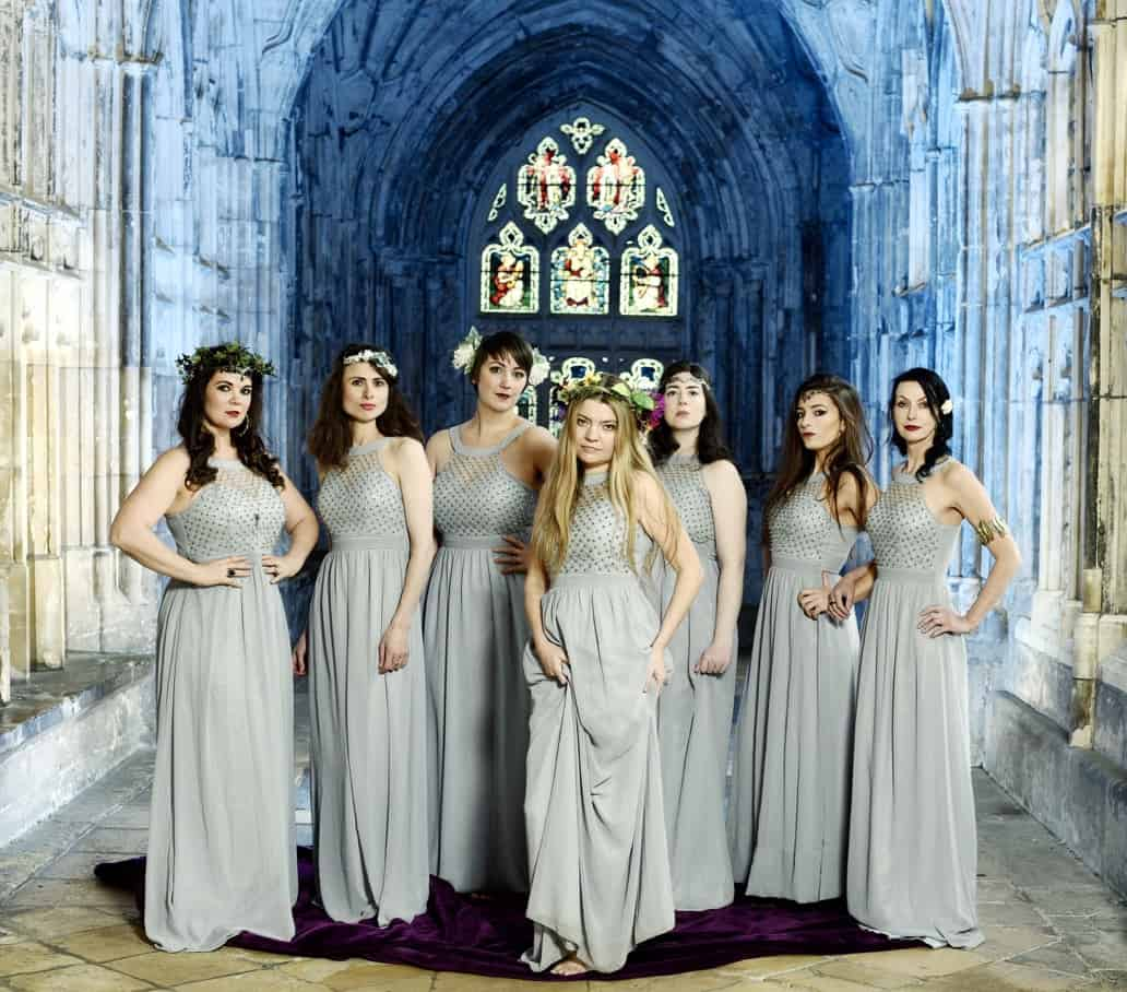 Mediaeval Baebes Victoriana Tour Dates Announced