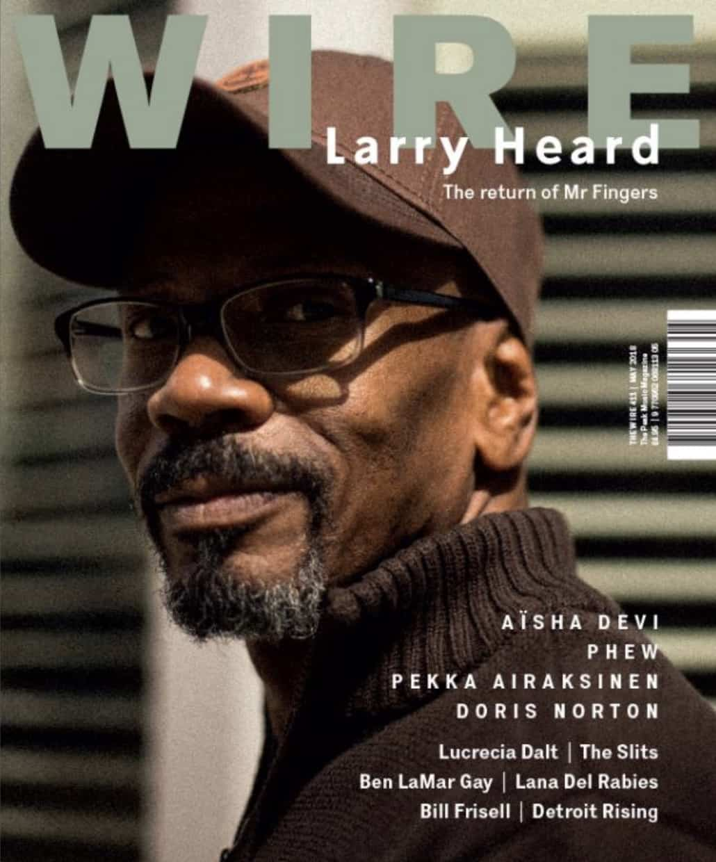 The Divine Abstract Reviewed in The Wire Magazine